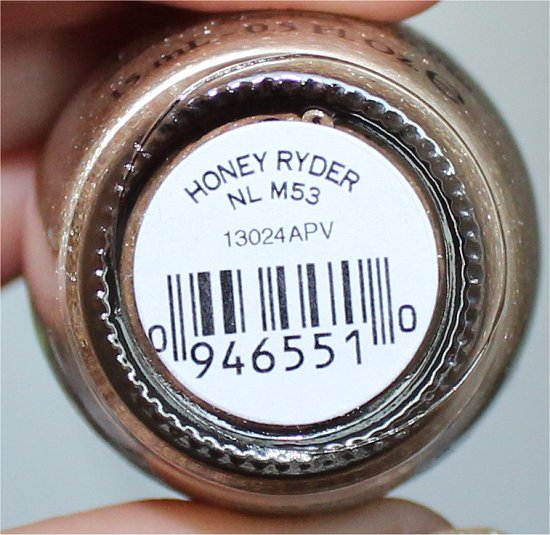 Honey Ryder OPI Liquid Sand