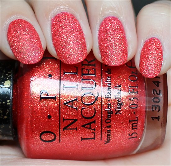 Jinx OPI Bond Girls Swatches & Review