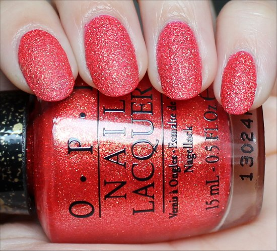 Jinx by OPI Bond Girls Swatches & Review