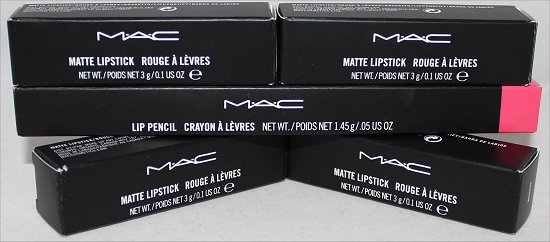 MAC Fashion Sets Collection Haul, Pictures & Photos