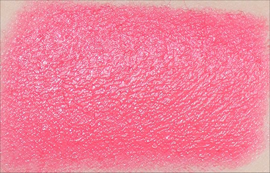 Maybelline Shocking Coral Swatch Color Sensational Swatches