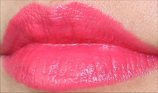 Maybelline Shocking Coral Swatches Color Sensational Vivids Swatch