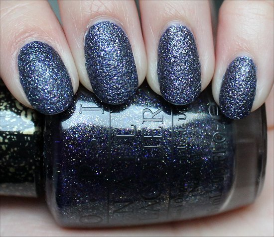 OPI Alcatraz Rocks Review & Swatch