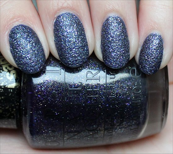 OPI Alcatraz Rocks Review & Swatches