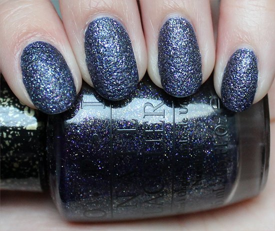 OPI Alcatraz Rocks Swatch & Review