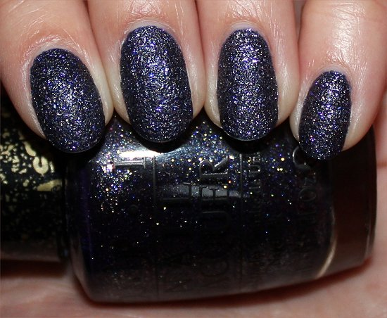 OPI Alcatraz Rocks Swatch San Francisco Liquid Sand