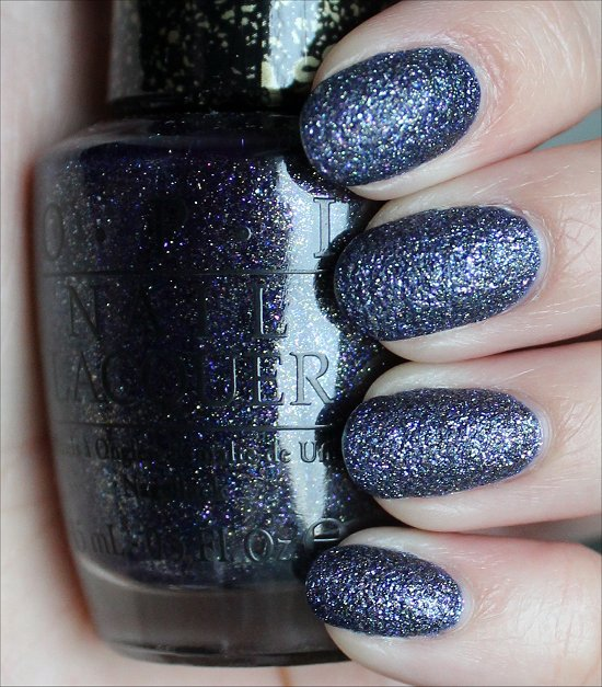 OPI Alcatraz Rocks Swatches & Review
