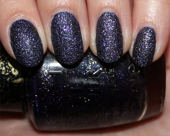 OPI Alcatraz Rocks Swatches