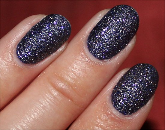 OPI Alcatraz...Rocks Swatch & Review San Francisco Liquid Sand