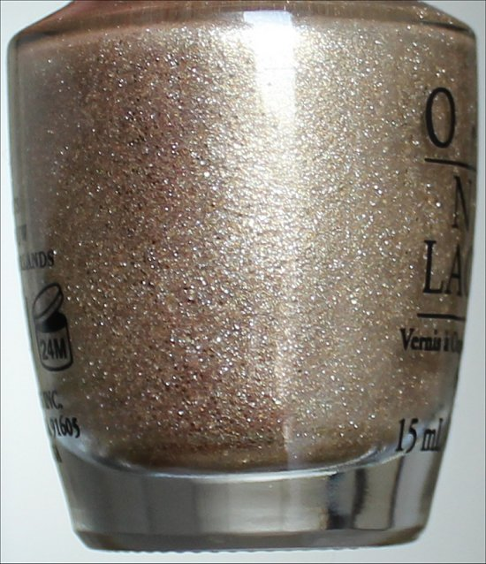 OPI Honey Ryder Review & Swatches