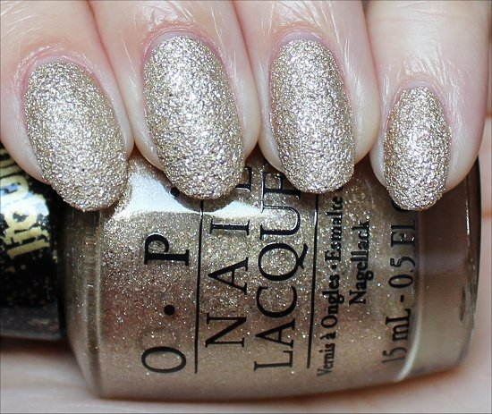 OPI Honey Ryder Review