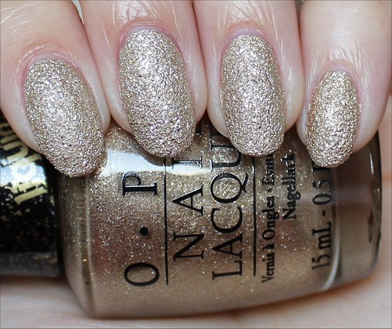 OPI Honey Ryder Swatch & Pictures