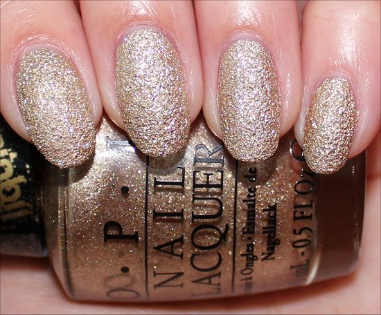 OPI Honey Ryder Swatch, Review & Pics