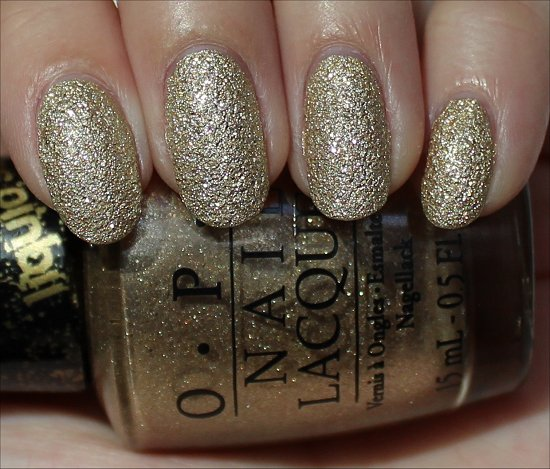 OPI Honey Ryder Swatch & Review