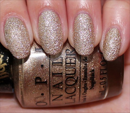 OPI Honey Ryder Swatch
