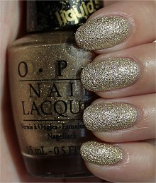 OPI Honey Ryder Swatches & Review