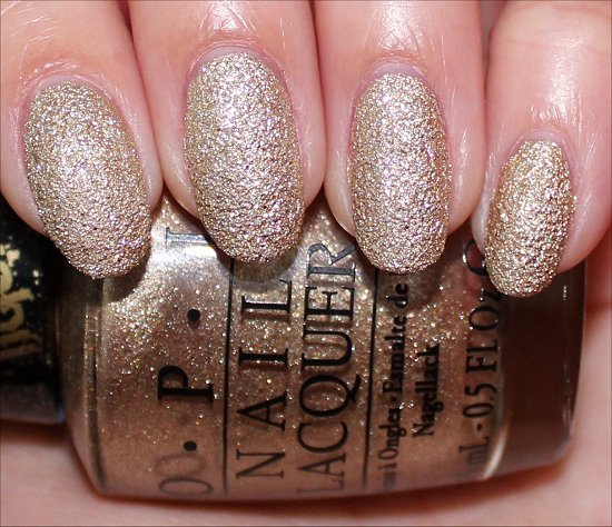 OPI Honey Ryder Swatches