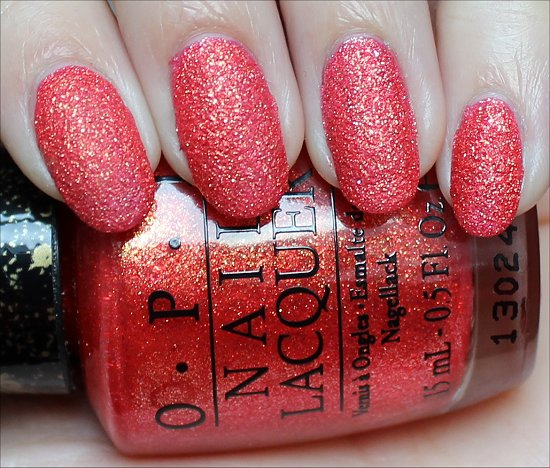 OPI Jinx Bond Girls Collection Swatches & Review