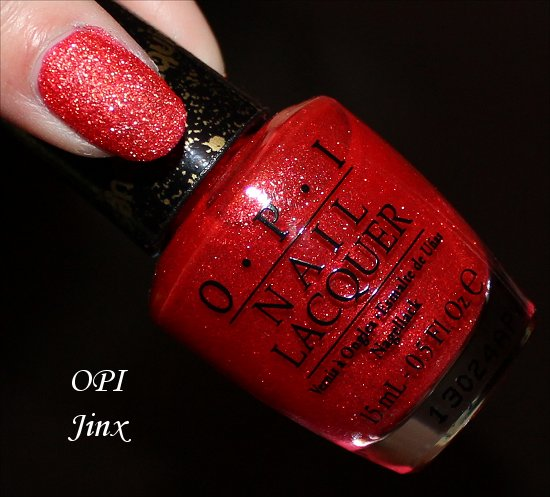OPI Jinx Swatches, Review & Pictures