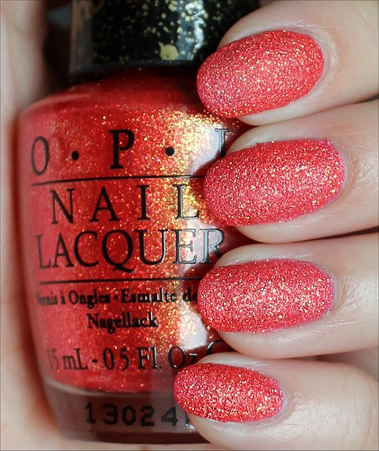 OPI Jinx Swatches & Review