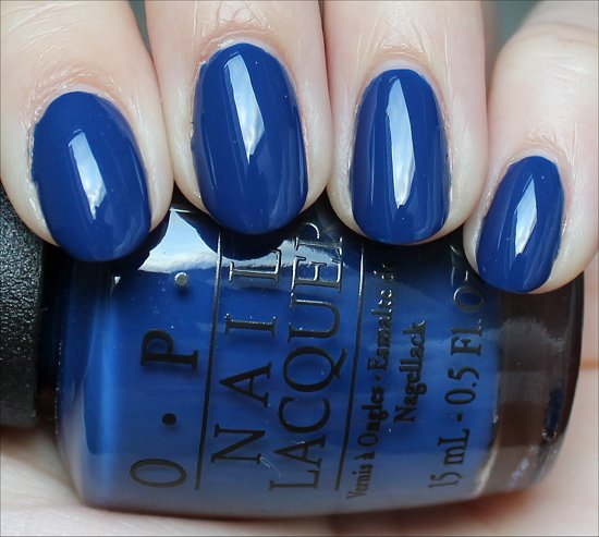 OPI Keeping Suzi at Bay Review & Swatch