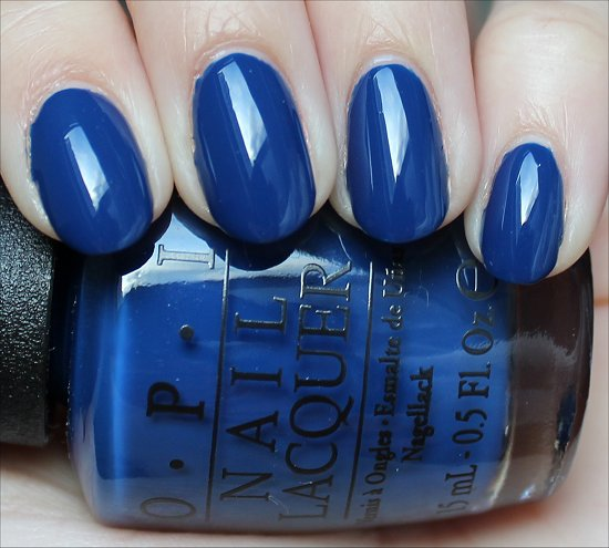 OPI Keeping Suzi at Bay Swatch & Review