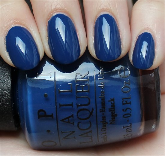OPI Keeping Suzi at Bay Swatches San Francisco Collection