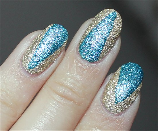 OPI Liquid Sand Nail Art Pictures