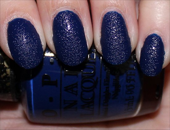 OPI San Francisco Collection Swatches OPI Wharf Wharf Wharf Swatch