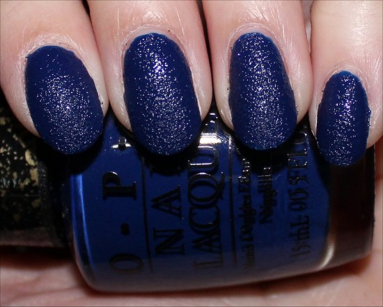 OPI San Francisco Swatches Wharf! Wharf! Wharf! Swatch