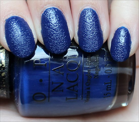 OPI Wharf! Wharf! Wharf! Review & Swatches