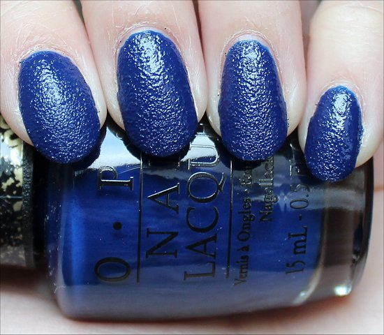 OPI Wharf Wharf Wharf Swatch San Francisco Collection 2013