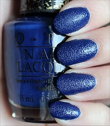 OPI Wharf! Wharf! Wharf! Swatches & Review