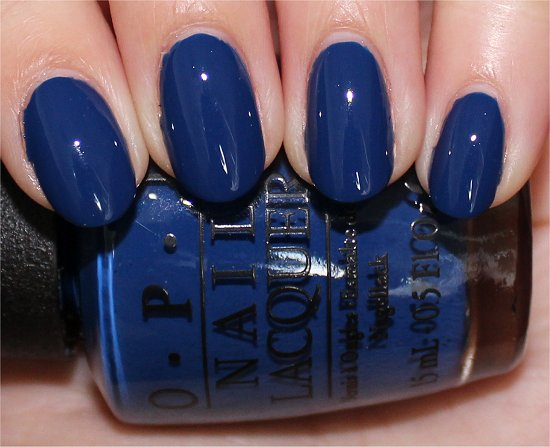 San Francisco OPI Keeping Suzi at Bay Swatch