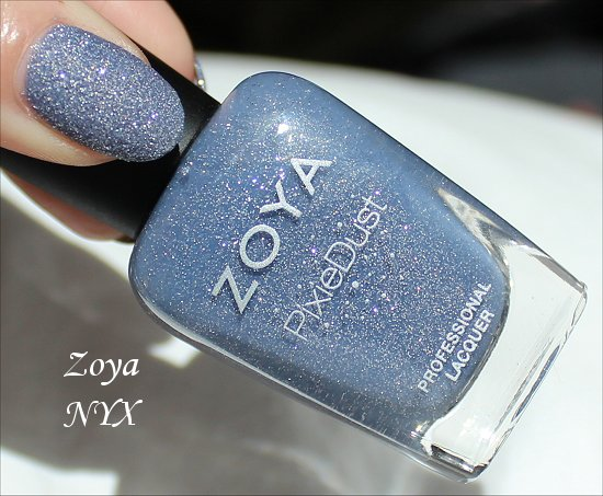 Zoya NYX Pixie Dust Collection