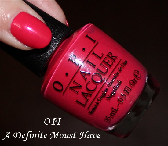 A Definite Moust-Have OPI Couture of Minnie Collection
