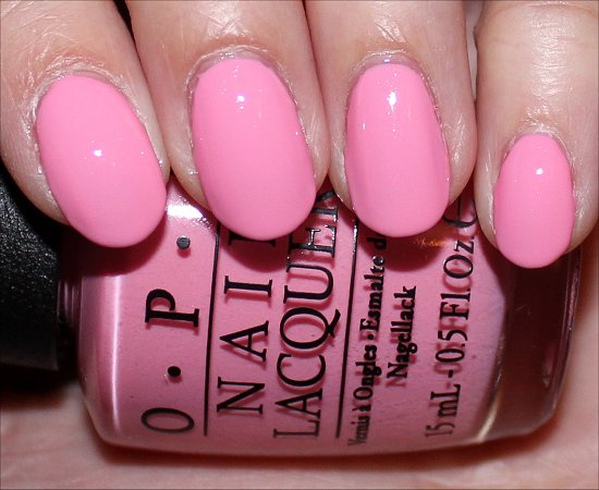 Chic from Ears to Tail Couture de Minnie OPI