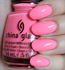 China Glaze Neon &amp; On &amp; On Swatches &amp; Review