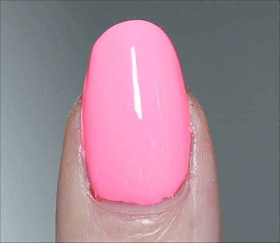 China Glaze Neon & On & On Swatches