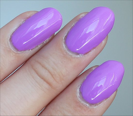 China Glaze That's Shore Bright Sunsational Swatches
