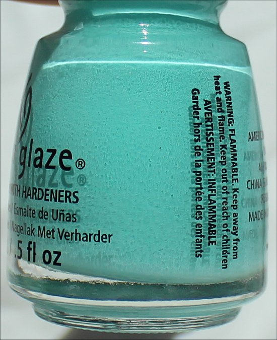 China Glaze Too Yacht to Handle Sunsational Collection