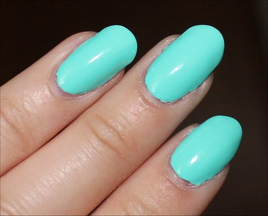 China Glaze Too Yacht to Handle Swatch & Pictures