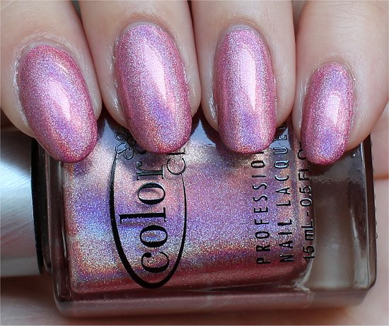 Color Club Miss Bliss Swatch, Pictures & Review