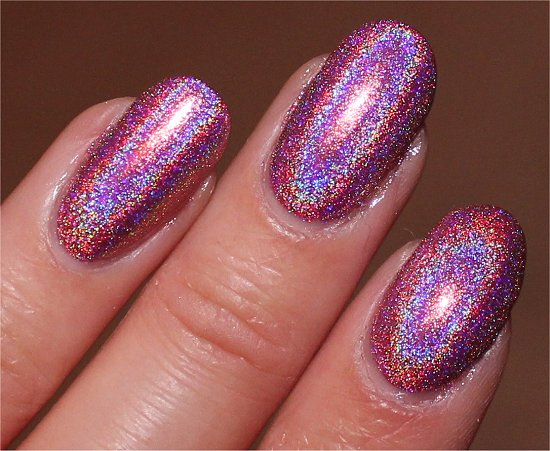 Color Club Miss Bliss Swatch & Review