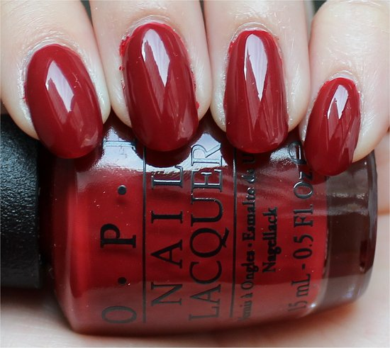 First Date at the Golden Gate OPI San Francisco Collection Review & Swatch