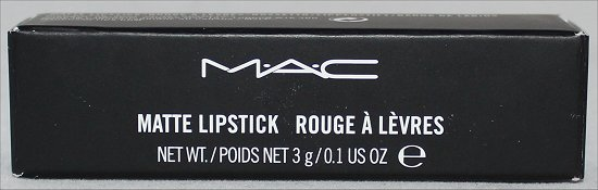 MAC Heroine Lipstick Review Fashion Sets Collection 2013 Pictures