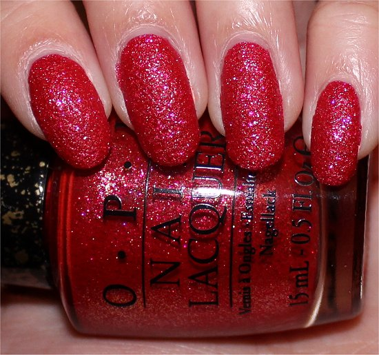 Magazine Cover Mouse OPI Swatch & Review