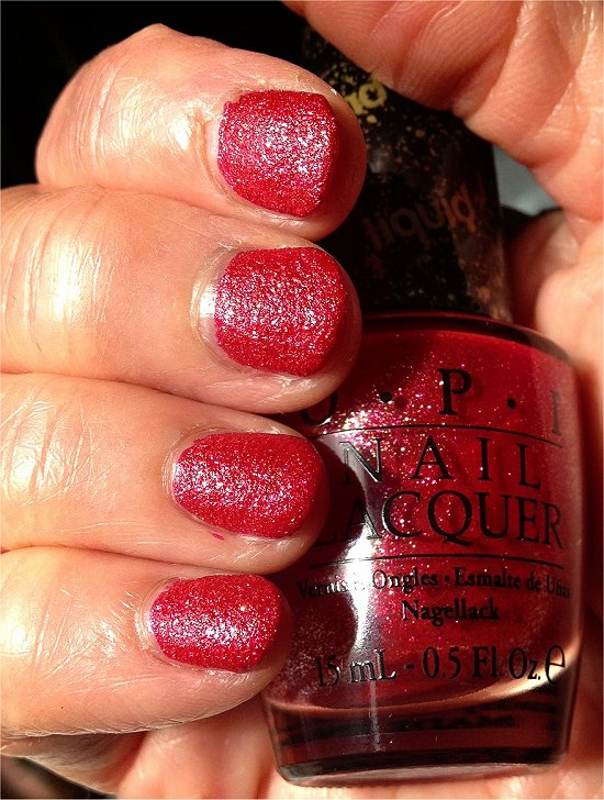 Mom Wearing OPI Magazine Cover Mouse 4