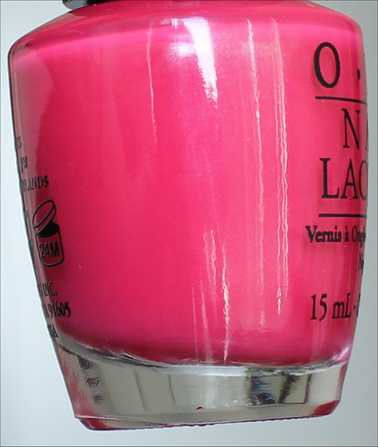 OPI A Definite Moust-Have OPI Couture de Minnie