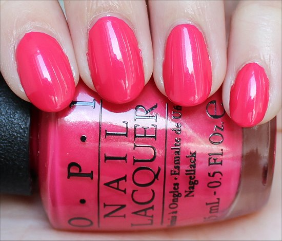 OPI A Definite Moust-Have Review & Swatch